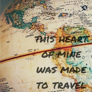 Dreams of Wanderlust ☁✈