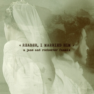 reader i married him The twenty-one stories in reader, i married him one of the most celebrated lines in fiction are inspired by jane eyre and shaped by its perennially fascina.