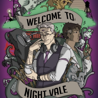 Mostly Void, Partially Stars: A Welcome to Night Vale fanmix