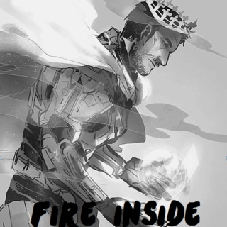 fire inside ; the first