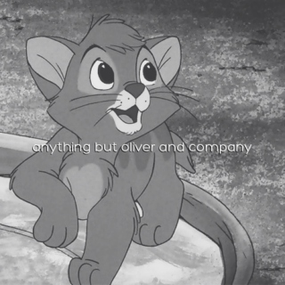 anything but oliver and company