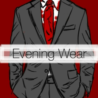 Evening Wear - A King Ray Mix