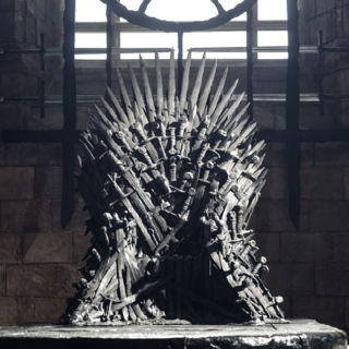 A Throne of Iron