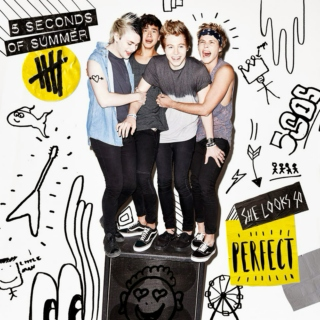 she looks so perfect - ep