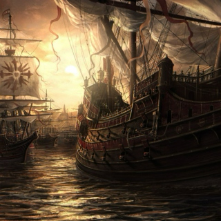 Pirates, Phantoms, and Exotic Places