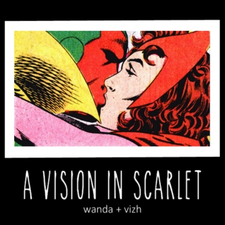 A Vision in Scarlet