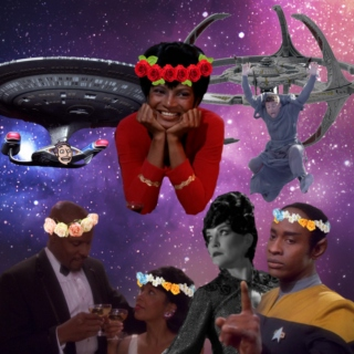 Space Queens and Party Vulcans