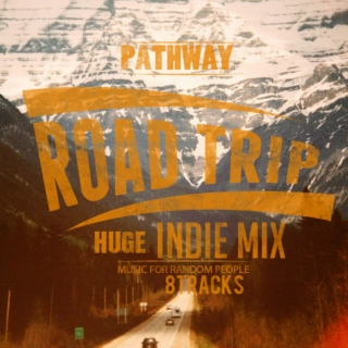 HUGE INDIE ROAD TRIP MIX , Music For Random People