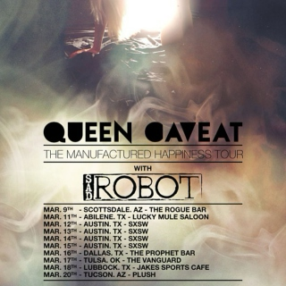 Sad Robot: ON TOUR!