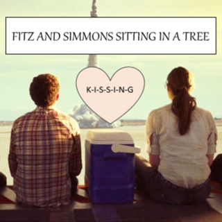 Fitz and Simmons Sitting in a Tree...