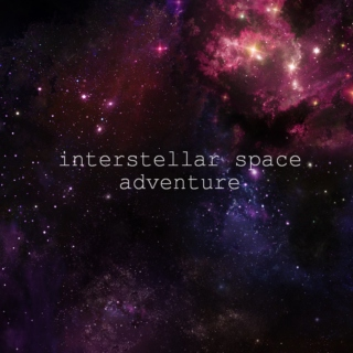 interstellar space adventure