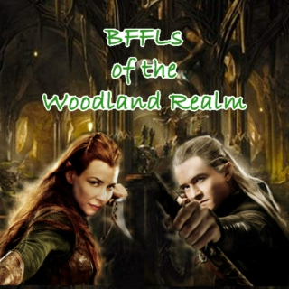 BFFLs of the Woodland Realm