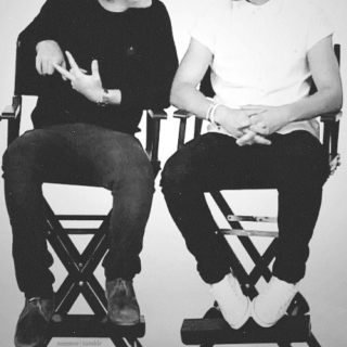 ♡ Harry and Louis ♡