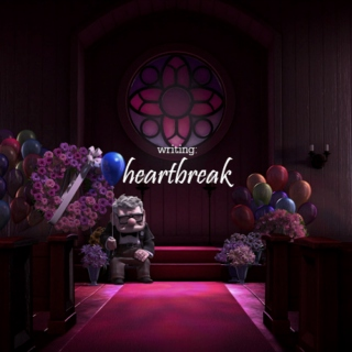writing: heartbreak