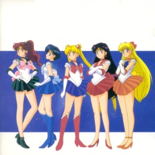 """We're All Sailor Soldiers""-Sailor Moon Opening Themes From Around the World"