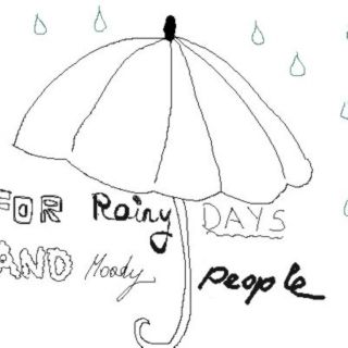 Playlist n°0007 : For rainy days and moody people