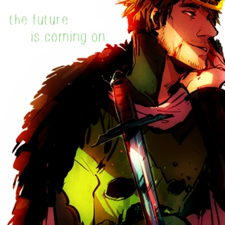 the future is coming on ♕