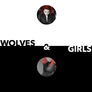 wolves & girls