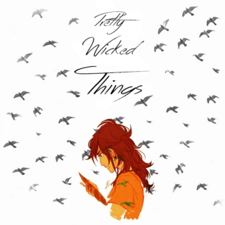 Pretty Wicked Things - Piper Mclean