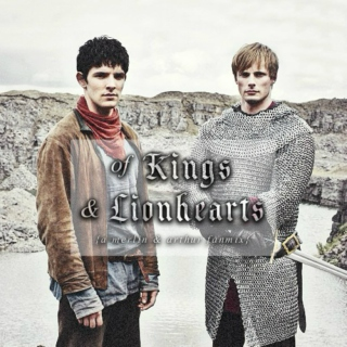 of kings & lionhearts