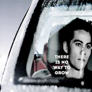 there is no way to grow