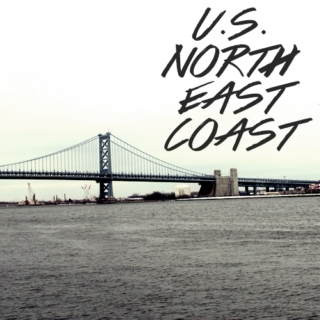 We walked off to look for America : North East Coast