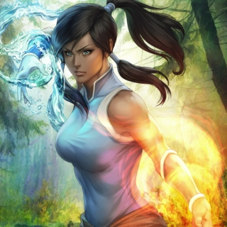 Korra's Female-Fronted Metal/Other Mix
