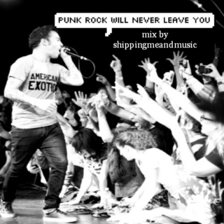 ☠ punk rock will never leave you ☠