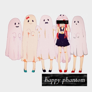 happy phantom