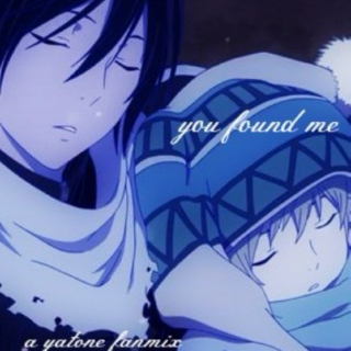 {you found me - a yatone fanmix