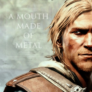 A Mouth Made Of Metal