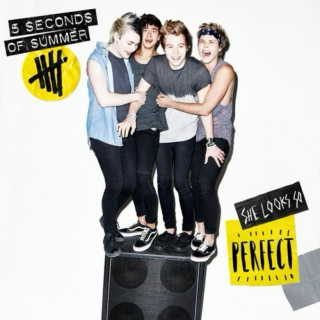 5 Seconds of Summer - She Looks So Perfect (full EP)