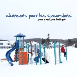chansons/excursions