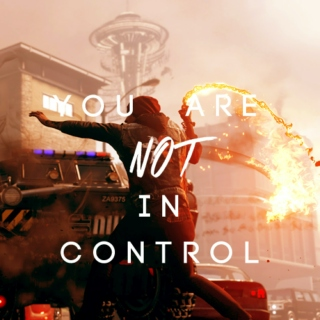 You Are Not In Control