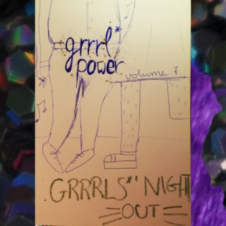 GRRRL POWER VOL. 7 - GRRRLS*' NIGHT OUT