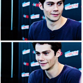 { o m g } i'm so in love with dylan o'brien