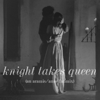 knight takes queen