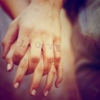 and don't let go of my hand