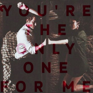 You're The Only One For Me (Ned x Chuck)