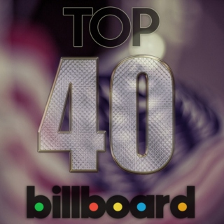 Billboard Top 40 (US) March End 2014
