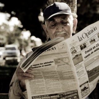 Sunday Morning Newspapers