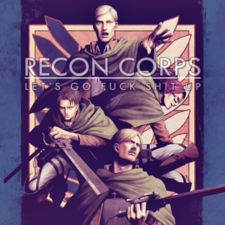 Recon Corps Battle Mix