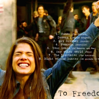 To Freedom!