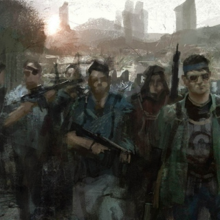 Dystopia: The Resistance