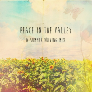 peace in the valley