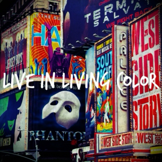 Live in Living Color