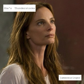 She's Thunderstorms