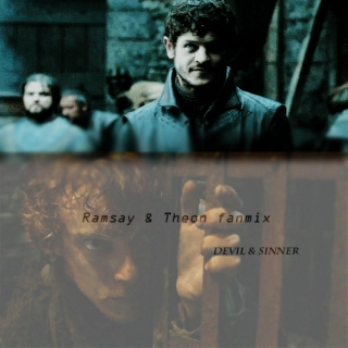 Ramsay & Theon fanmix (Game Of Thrones)