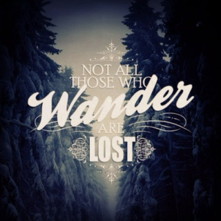 A wandering mind and soul
