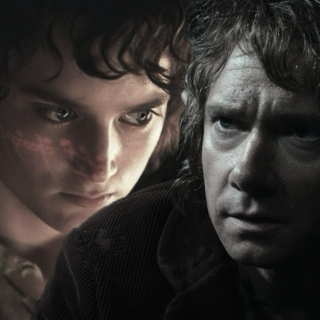 My Dear Frodo: A Bilbo and Frodo Fanmix